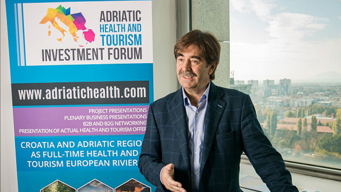 Health tourism in Croatia can hire 200 000 new employees